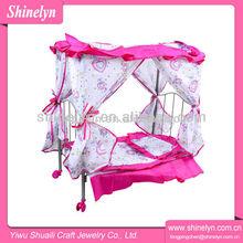 nueva cama muñeca de moda de princesa en 2014 fábrica de China al por mayor