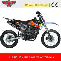 Durable 150cc 200cc 250cc Motocycle Dirt Bike with CE