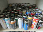 45 milímetros de diâmetro vários lata de aerosol em Guangzhou fábrica