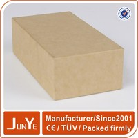 Brown cardboard mobile case cell phone paper packaging box