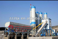 HZS120 Ready Mixed Concrete Batching Plant in Concrete Plant 120m3/h With PLD3200 Concrete Batcher