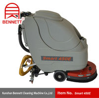 Electric Cable Industrial Sweeper Floor Cleaner Made In China