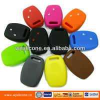 China wholesale 2015 hotest newest silicone rubber car key cover products