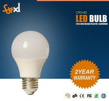China Supplier low price and MOQ 3w to 12w led bulb e27