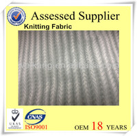 Colorful Polyester Knitting fabric