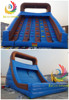funny inflatable water slide with pool for kids and adults