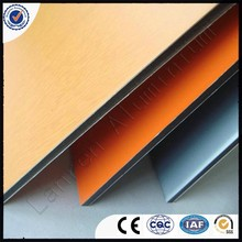 CE Certified Colourful Different Types Of PE Aluminium Composite Panel