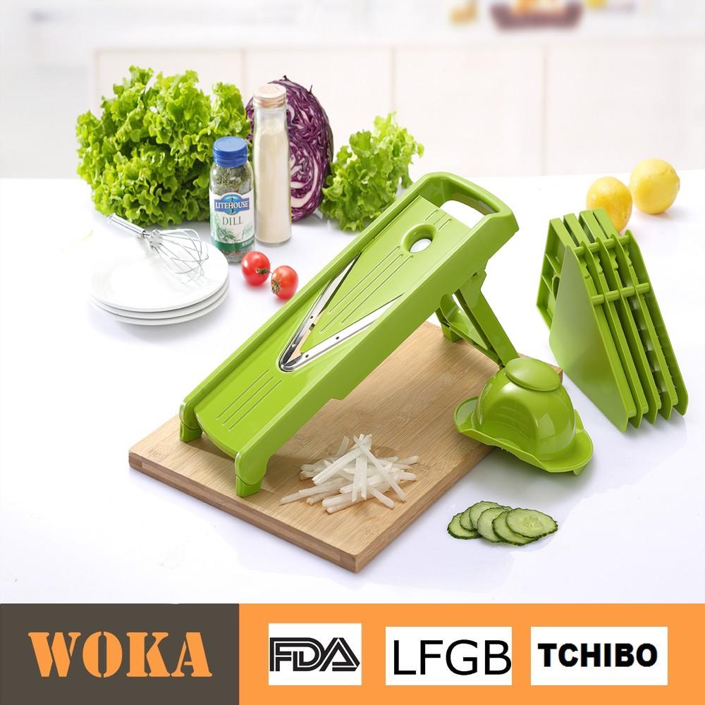 küche kunststoff v klinge mandoline obst gemüse cutter-geräte für