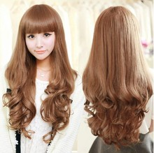 Stock of super thin skin women cosmetic toupee long hairpiece