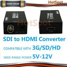 manufacturer reasonable price av to hdmi converter for cctv camera/ sdi to hdmi av converter