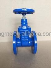 Non-rising Stem Resilent Soft Seated gate valve