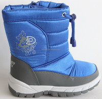 blue snow boots for kids warm snow boots cheap prices wenzhou snow boots