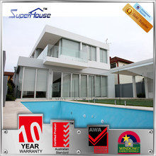 Australia standard as2208 certified tempered glass frameless glass pool fencing/pool fence glass panels