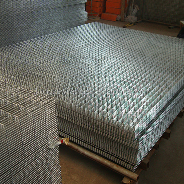 3x3 Galvanized Cattle Welded Wire Mesh Panel For
