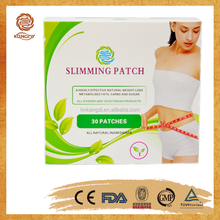2015 direct factory OEM /ODM CE approved 100% natural Chinese herb magnetic slim patch