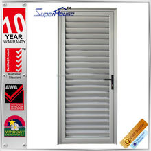 thermal break double glazing Rosort hotel aluminium shutters