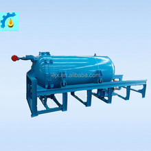 Horizontal Doule Side Bleaching earth oil Filtering Machine
