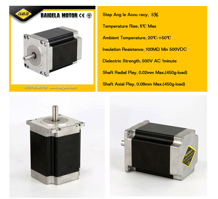 Hybrid Stepper Sewing Machine Motors From Taizhou