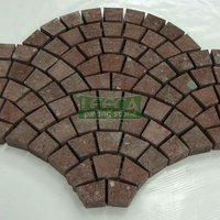 Back net paving stone | driveway cobblestone