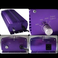 1000w hydroponic electronic ballast no fan CE UL TUV ROHS approved