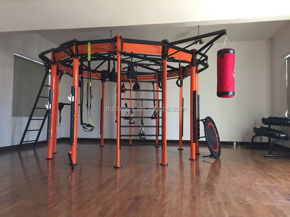 Afd newly developed gym machine crossfit rig
