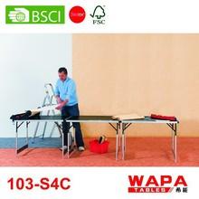1m x3pcs peel and stick wallpaper folding table