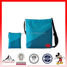 Cross body style Lightweight foldable carry Travel Bag (ES-Z058)
