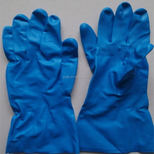 Oil And Gas Field Nitrile Safety Gloves(YJ-M03)