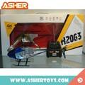 Alta calidad del vuelo gran Control de Radio helicóptero juguetes para adultos