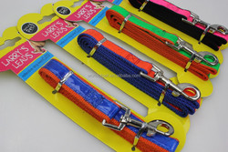 Wholesale pet accessories from china reflective dog lead for pet shop