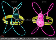 LED high visibility sports safety vest made in china