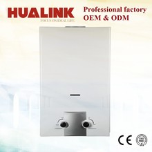 JSD12-JN06 gas water heater with gas leakage detection low or zero water pressure start-up