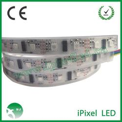 60led 5050rgb digital ws2812b addressable led flex strip