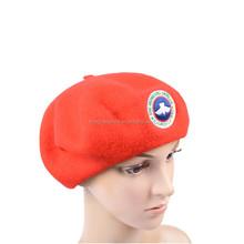 Women's Warm Wool Winter Hats Beret Wool Winter Hats Beret Ski Cap