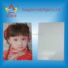 Mais barato glossy foto paperand imagem de impressão agradável alto brilho mitsubishi papel fotográfico