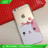 Cartoon For Printing Phone Case for iphone 6 Battery Case For Iphone 6