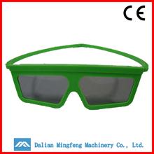 Stylish 3d cinema glasses wholesale Familly sets design 3d glasse
