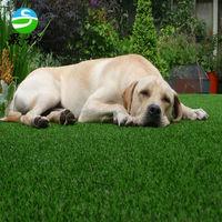 Cheap artificial grass carpet artificial turf PE PP garden grass