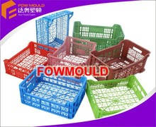 Best price for moulds making , crate mould , plastic crate mould
