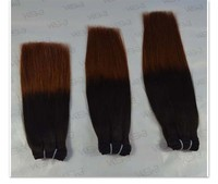 Fashion Popular Ombre Bundles Hair Weaves Cheap Ombre Hair Extension