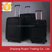 Zhejiang Fabric 600D Nylon trolley bag,eva luggage,cheap luggage bag
