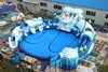 giant inflatable floating water park , aqua water park inflatables , inflatable water park for sale !!!
