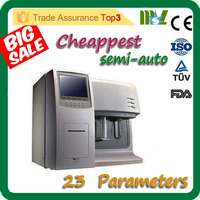 Veterinary Equipments 3-part Semi-automatic Hematology Analyzer/ Blood Test Equipment MSLAB06 - R