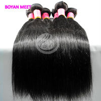 New Fashion China Supplier 6A Brazilian 100 Human Hair Bangs Extension