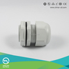 PG21 Black Nylon Waterproof Cable Connector Gland 13-18 mm IP68 UL