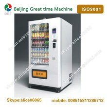 automatic drink vending machine for cold drink snack