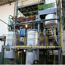 60TPD Crude Canola Oil Refinery For Sale