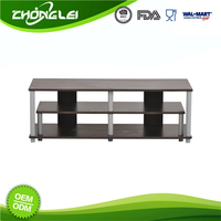 Sample Available 2015 New Design FDA/LFGB/REACH Good Prices Tv Stand And Single-Door Showcase