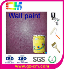 Texture wall flexibility coating roller dust repellent coating
