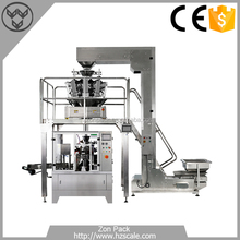 Good Reputation High Efficient Peanut Paste Filling Packing Machine